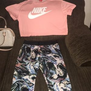 Pants - Nike athletic out fit
